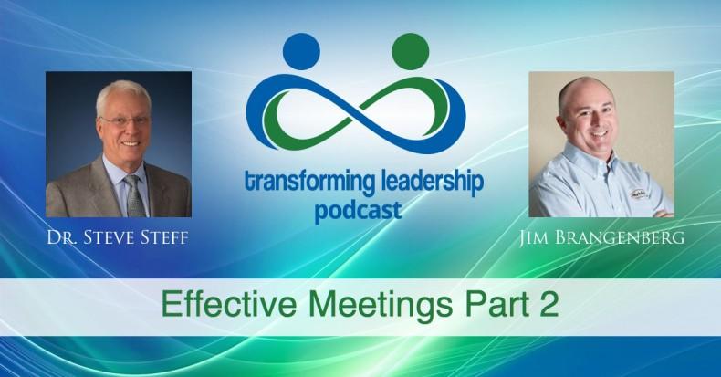 Effective Meetings Part 2